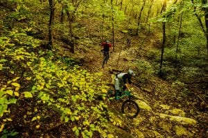 A Day in the Life of a Mountain-Bike Trail Builder | Outside Online