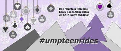 Iron Mountain MTB Ride @ Iron Mountain MTB Trail