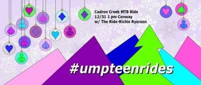 Cadron Creek MTB Ride @ Cadron Creek