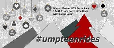 Winter Warmer MTB Burns Park @ Victory Lake (Burns Park) - INT Tournament