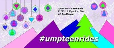 Upper Buffalo MTB Ride @ Upper Buffalo Trail System
