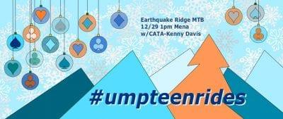 Earthquake Ridge MTB Ride @ pin Rich Mountain Community College