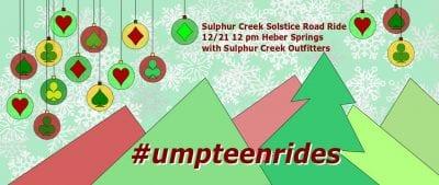 Sulphur Creek Solstice Ride @ Sulphur Creek Outfitters LLC