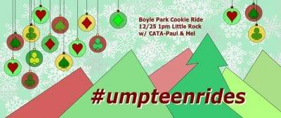 Boyle Park Cookie Ride @ Boyle Park - Pavilion 3
