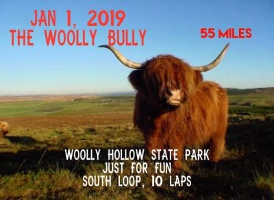 The Woolly Bully 55 @ Woolly Hollow State Park