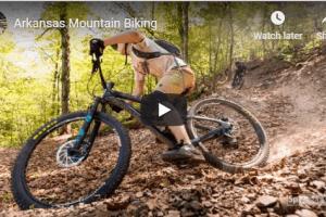 Arkansas Mountain Biking in Pictures