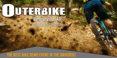 Outerbike Bentonville @ Bentonville, AR Buckyball Field | Bentonville | Arkansas | United States