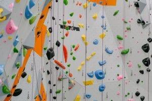 Climb Bentonville Opens Its Doors and Walls