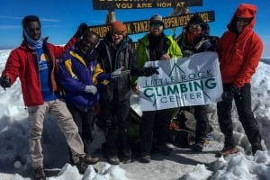 From Little Rock to Kilimanjaro