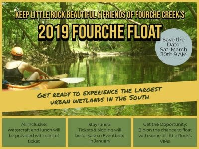 Fourche Float @ Interstate Park | Little Rock | Arkansas | United States