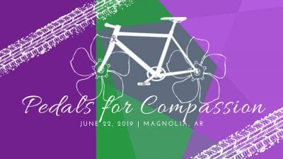 Pedals for Compassion @ Magnolia Square | Magnolia | Arkansas | United States
