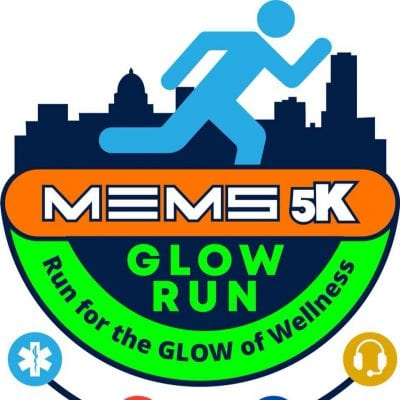 MEMS 5K Glow Run @ Two Rivers Park