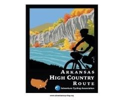 Adventure Cycling Launches 1,200-mile Arkansas High Country Route