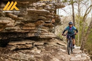 Monument Trails Bring World-Class Mountain Biking to Arkansas State Parks