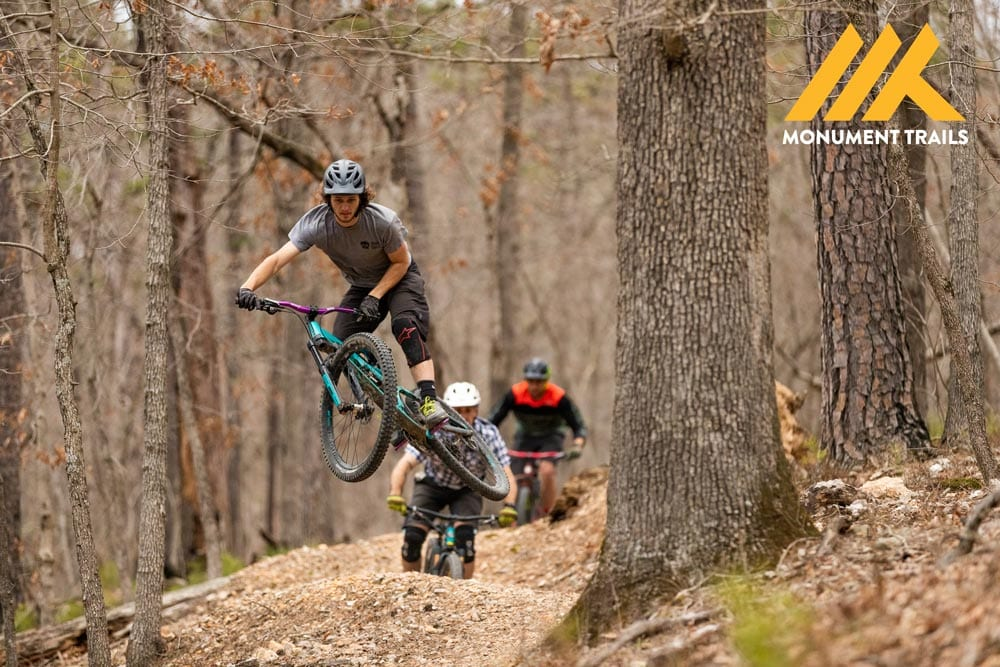 The Monument Trails will offer something for almost every level of rider.
