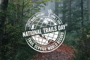 World Record could be set on National Trails Day