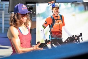Rusch First to Finish Arkansas High Country Route