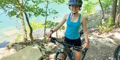 Mountain Bike Camp for Girls (ages 10-14) @ Lake Fayetteville | Springdale | Arkansas | United States