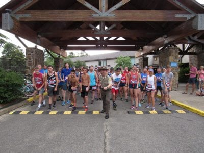 4th of July Freedom 5k Fun Run @ DeGray Lake Resort State Park
