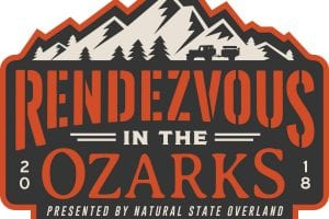 Rendezvous in the Ozarks Overland Rally
