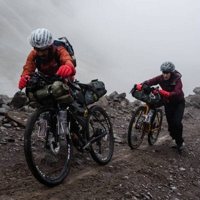 Stories from the Silk Road Mountain Race @ The Meteor