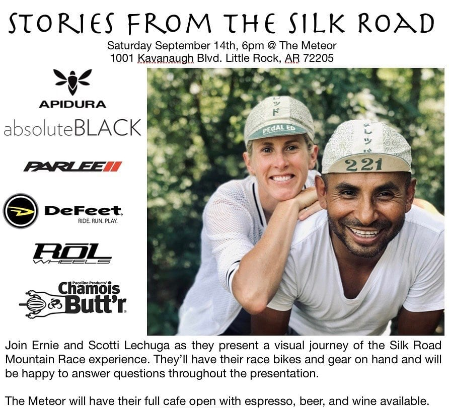 Stories from the Silk Road Mountain Race (2019-09-14)