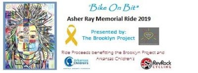 Bike On Bit - Asher Ray Memorial Ride @ Rebel Kettle Brewery | Little Rock | Arkansas | United States