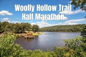 Woolly Hollow Trail Half Marathon