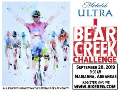 Michelob Ultra Bear Creek Challenge @ Marianna Town Square | Marianna | Arkansas | United States