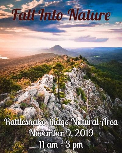 Fall into Nature with Dome Life & The Nature Conservancy @ Rattlesnake Ridge