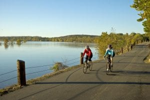 Investment in Trails, Walking and Biking Infrastructure Delivers Potential Economic Benefits