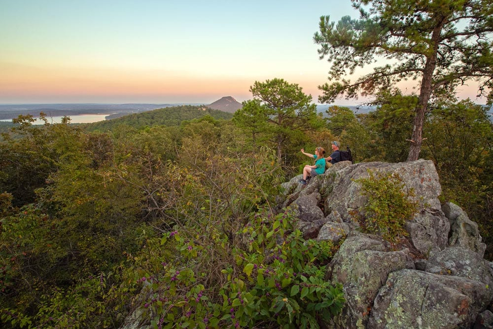 (photo courtesy of Arkansas Department of Parks, Heritage, and Tourism )