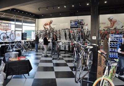 Spokes Bike Shop