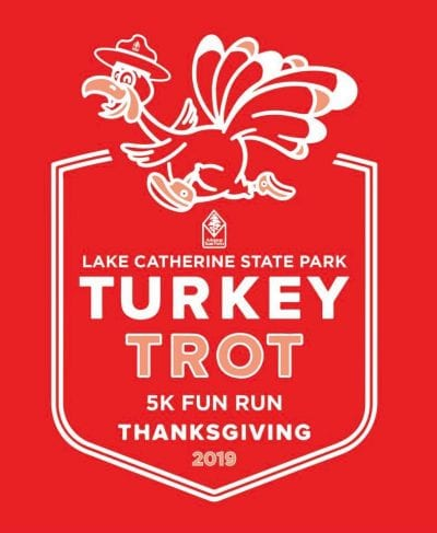 Turkey Trot 5K @ Lake Catherine State Park | Hot Springs | Arkansas | United States