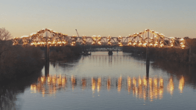 White River Bridge Demo