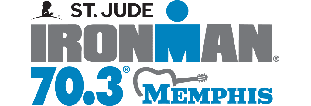 St. Jude 70.3 Ironman Logo