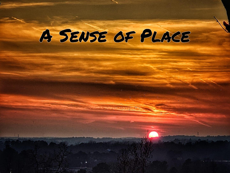 Little Rock Sunset