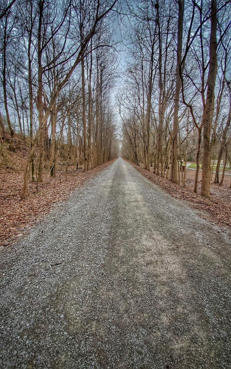 Delta Heritage Trail at Barton.