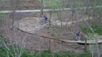 Compton Gardens Cycling