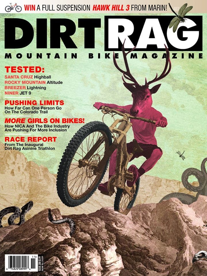 Dirt Rag Cover 2