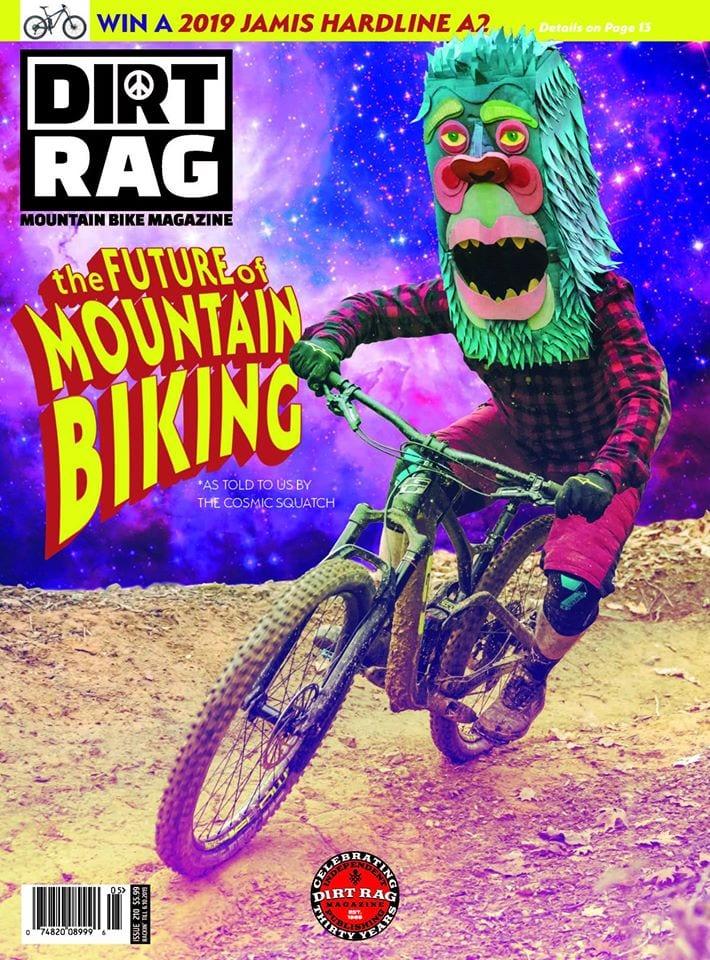 Dirt Rag Cover