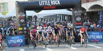 Arvest Little Rock Gran Fondo 2020 @ Clinton Presidential Center