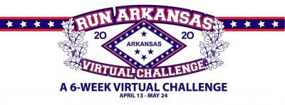 Run Arkansas Virtual Challenge @ Arkansas | Arkansas | United States