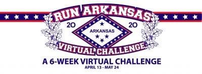 Run Arkansas Virtual Challenge @ Arkansas | Arkansas | United States