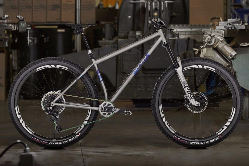 The Womble Mountain Bike