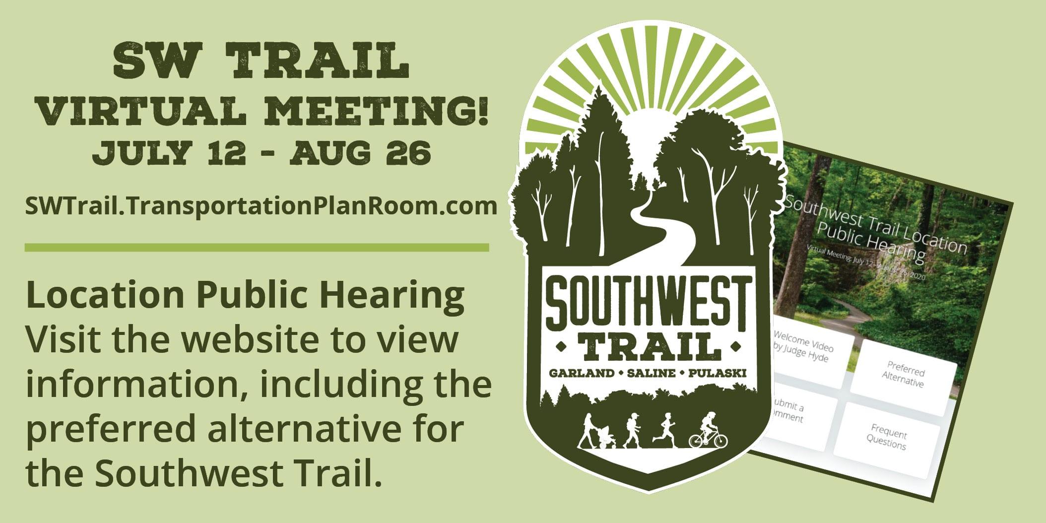 Southwest Trail Public Meeting