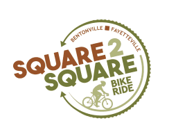 Virtual Square 2 Square Bicycle Ride - Fall @ Bentonville Square