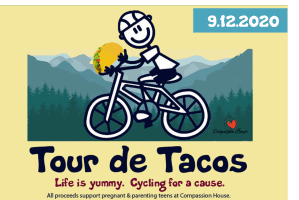 Tour de Tacos benefiting Compassion House @ Lewis and Clark Outfitters, Rogers, AR | Rogers | Arkansas | United States