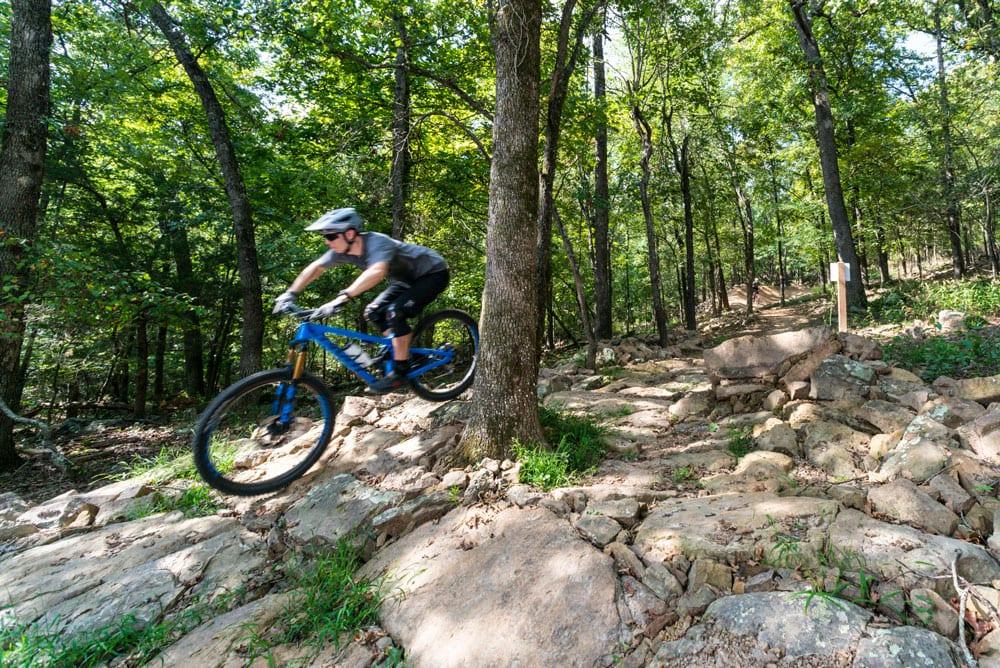 Centennial-Park-Mountain-Bike-Fayetteville