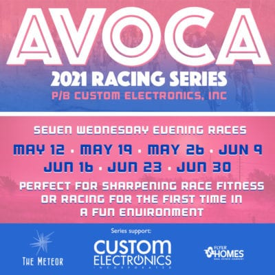 Avoca Racing Series @ Avoca City Park | Avoca | Arkansas | United States